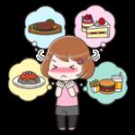 あ〜今日もお菓子食べすぎた。