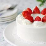 生クリームたっぷりのケーキが食べたい♡あなたへ