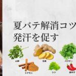 オトナ女子の美味しい夏バテ対策Part2